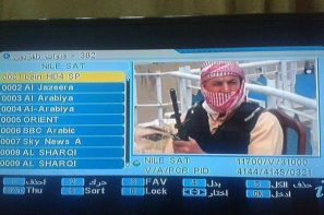 ISIS run TV Channel