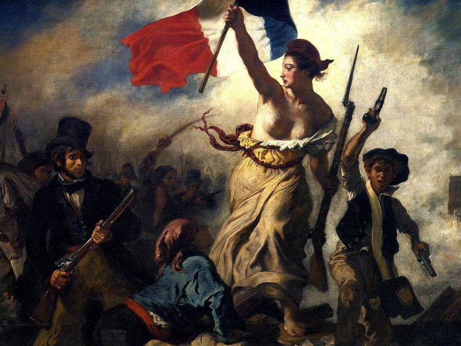 The French Revolution, Which Mobilized Women | by Muhammad Sakhawat |  Lessons from History | Medium